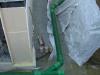 Pokládka drenážního potrubí PP-MEGA Drain SN12 - výstavba obchodního domu