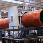 Výroba potrubí DN1200