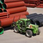 Distribuce potrubí