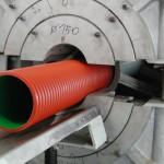 Výroba potrubí DN150