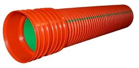 PP-MEGA Drain SN8 - drenážní pevnostní trubky