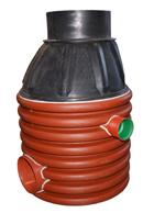 Plastová šachta DN800