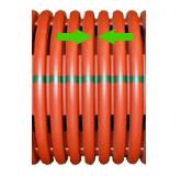 Perforace_PP-MEGA-Drain_drenážního potrubí SN8