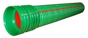 PP-MEGA Drain SN8 - drenážní potrubí